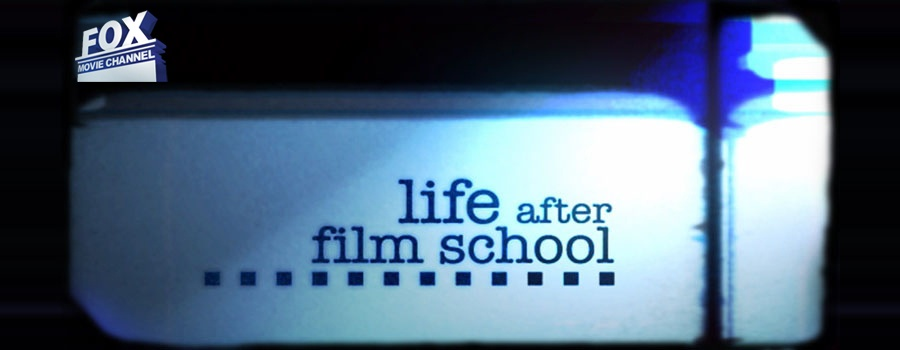 LIFE AFTER FILM SCHOOL: First Taping!