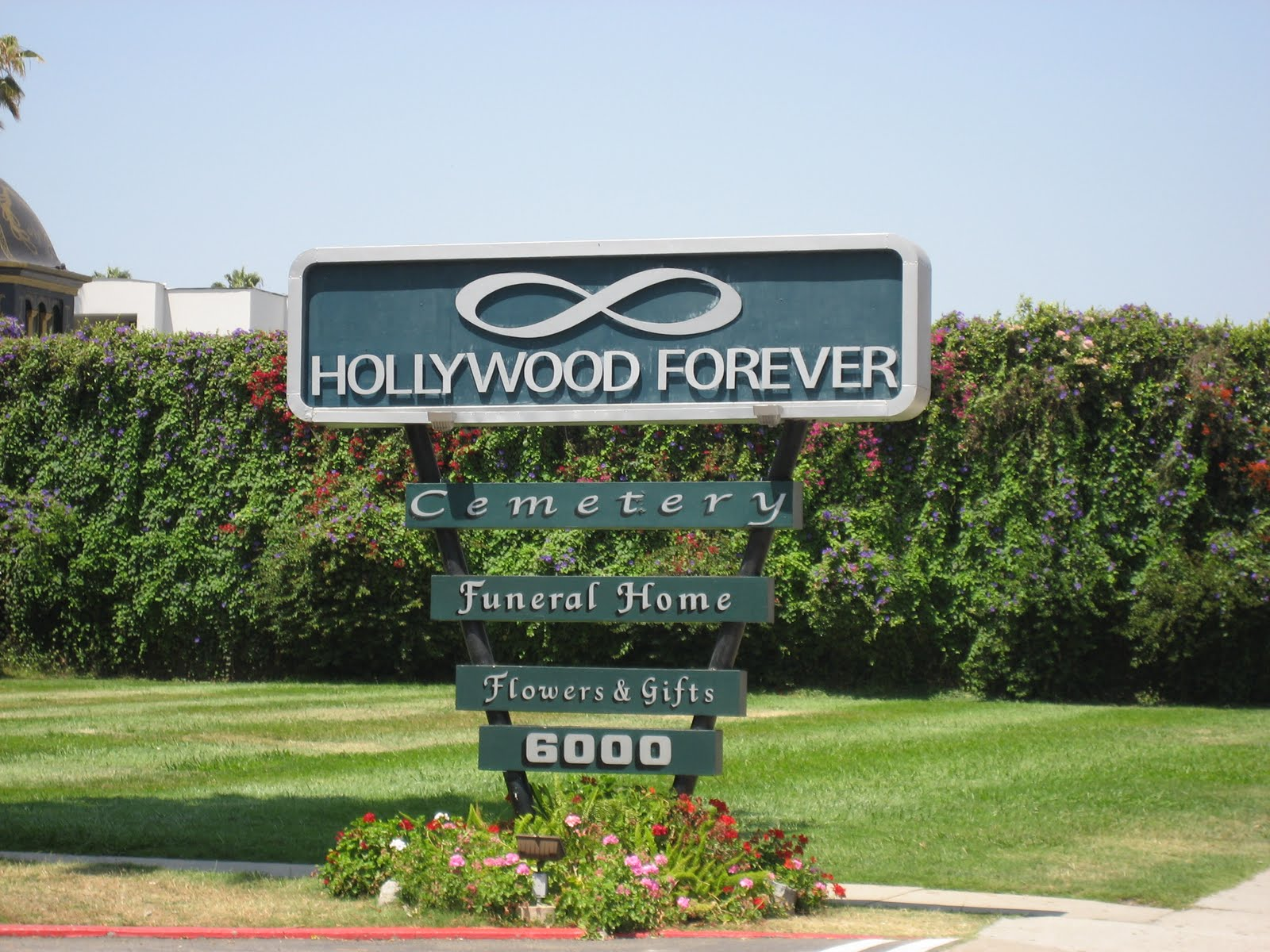 Another Visit to the Hollywood Forever Cemetery | the ...